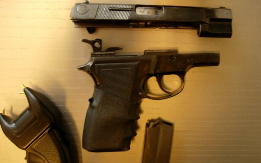Житель Техаса застрелил за ночь пять человек