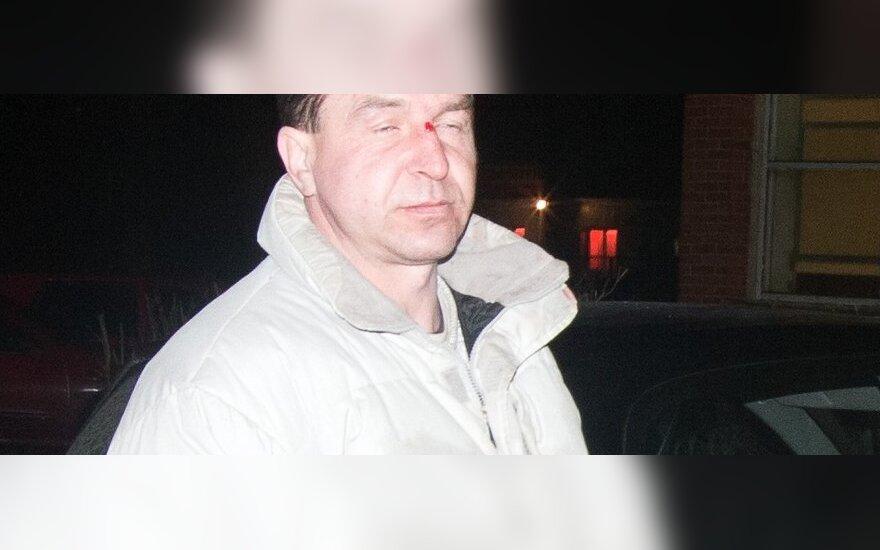 Пьяный виновник аварии оказал сопротивление полиции