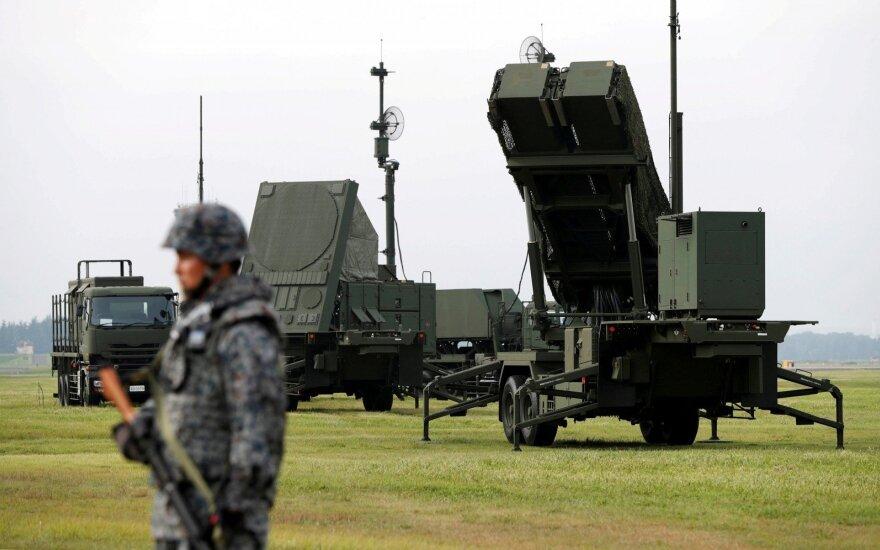 Литва надеется на прорыв на переговорах по ПВО Балтийских стран