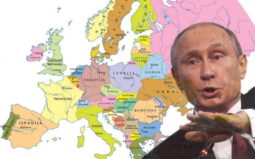 Российский историк: это будет продолжаться, пока Путин жив
