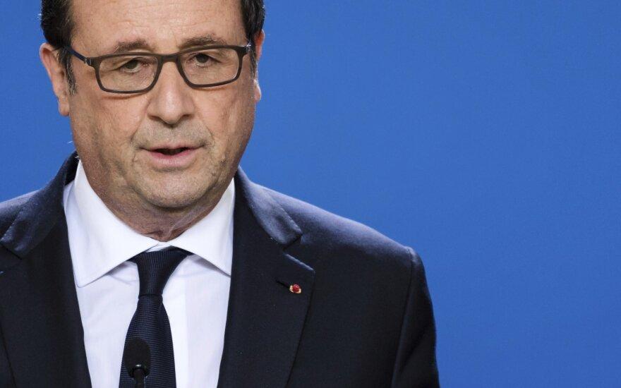 """Франсуа Олланд: """"Ле Пен — угроза для Франции"""""""