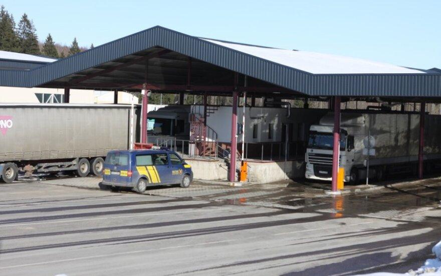 На границе задержан автомобиль посольства Турции с контрабандой