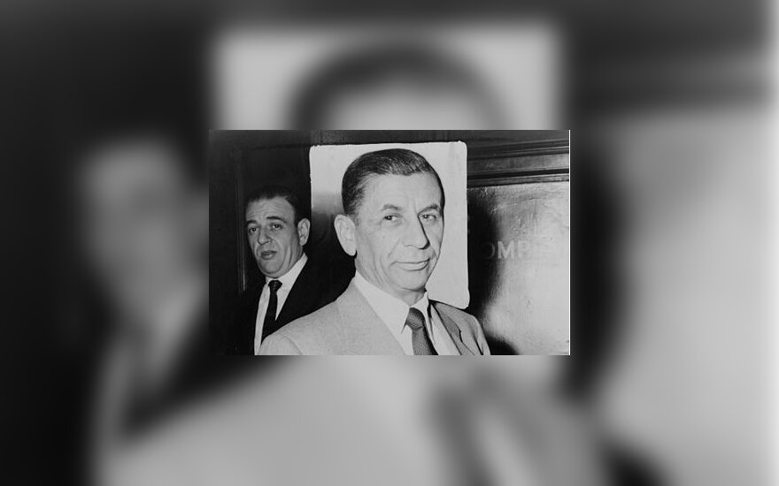 Meyer Lansky, fot. wikipedia
