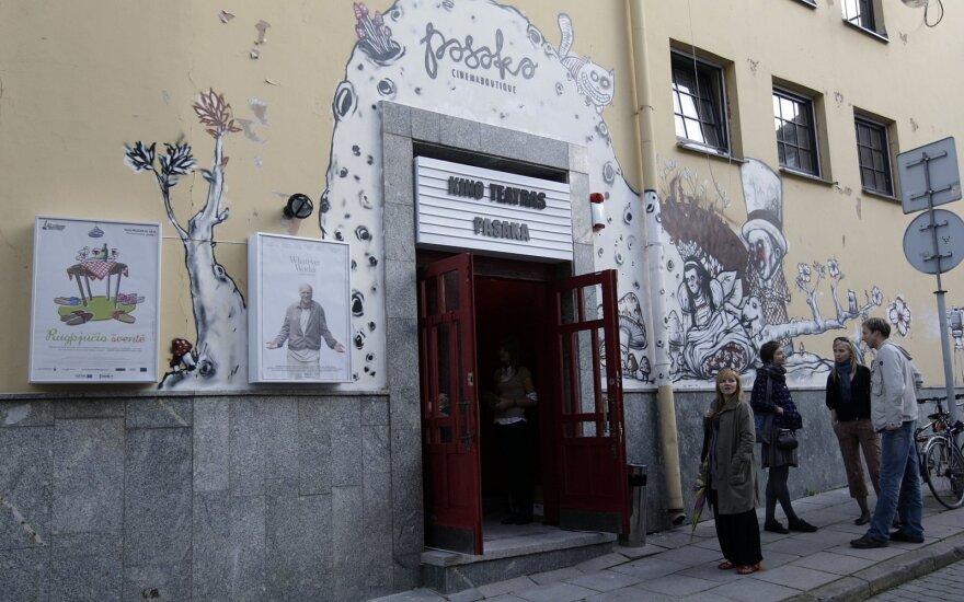 Компания Media bitės купила кинотеатр Pasaka