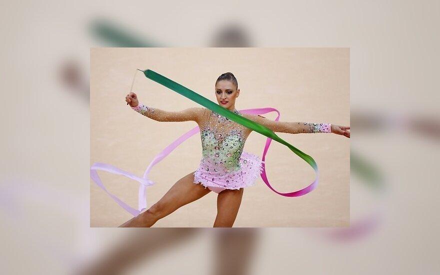 Знаменитая российская гимнастка завершила спортивную карьеру
