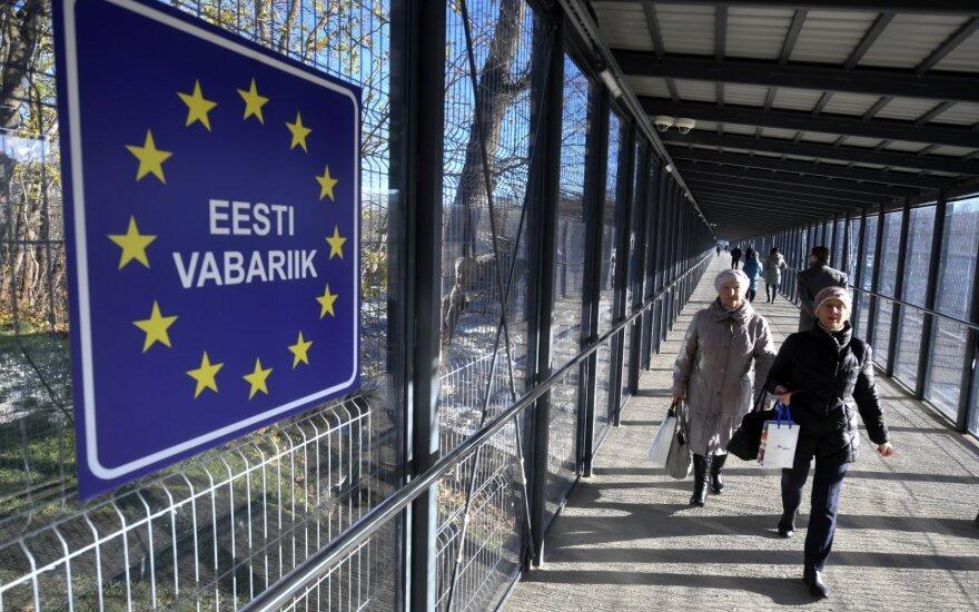 Эстония введет плату для граждан Украины и Беларуси за долгосрочные визы