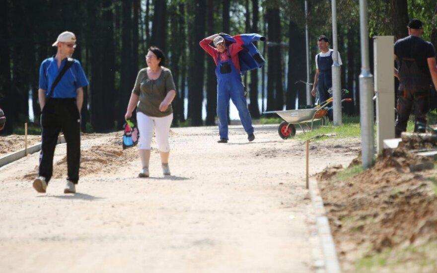 Узнав, сколько получают специалисты ИАЭС, жители Висагинаса не хотят работать