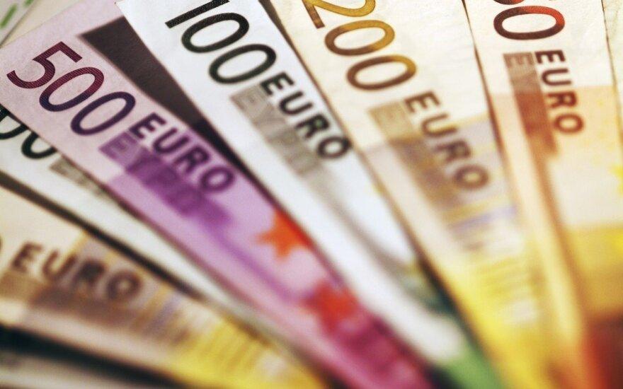Центробанк Литвы перевел в госбюджет 11,5 млн. евро