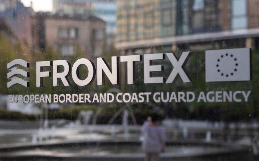 В Литву прибыли еще 60 представителей Frontex в связи с миграционным кризисом
