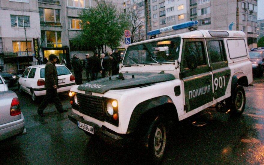 Policija Bulgarijoje