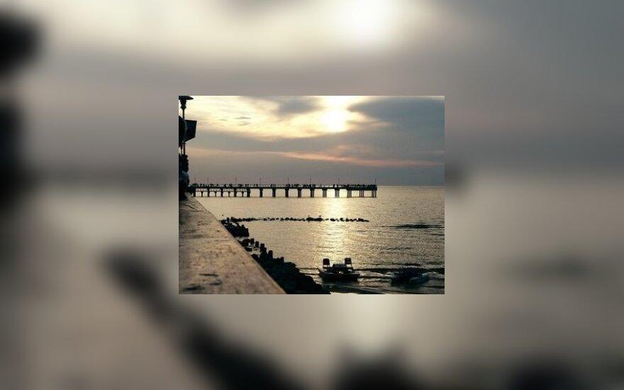 Море вынесло на берег тело 18-летнего парня