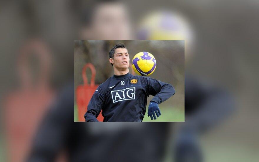 Фергюсон: Роналду не продается ни за какие деньги