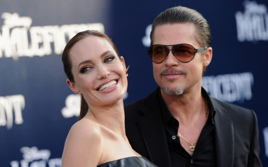 Анджелина Джоли: я не умею расслабляться