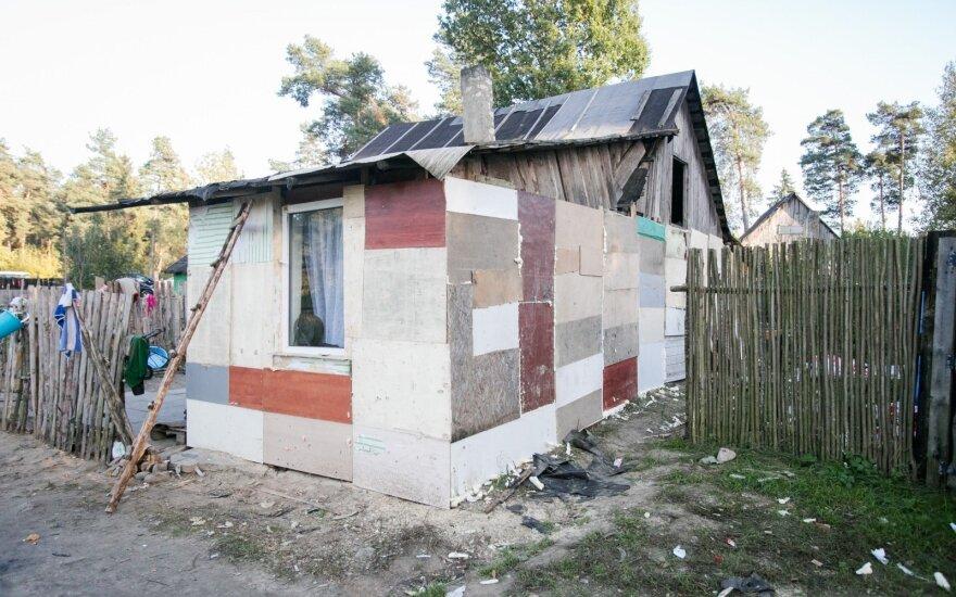 От Вильнюсского табора почти ничего не осталось: куда переехали его жители, и что появится на этом месте