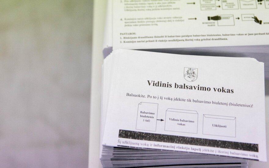 Избирательная акция поляков Литвы просит суд отменить результаты выборов в одномандатном округе Панеряй-Григишкес