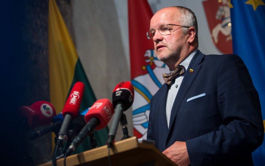 Министр: армия Литвы не использует приобретенные кухонные принадлежности