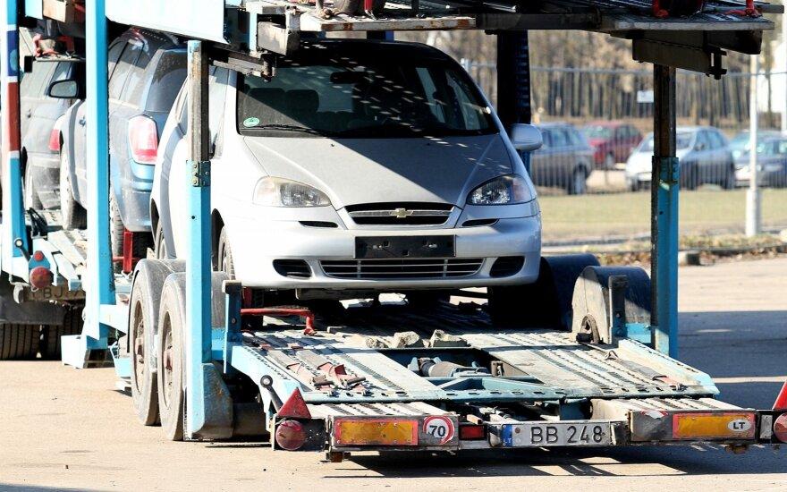 В Литве подорожали старые автомобили – за подержанный автомобиль на 500 евро больше