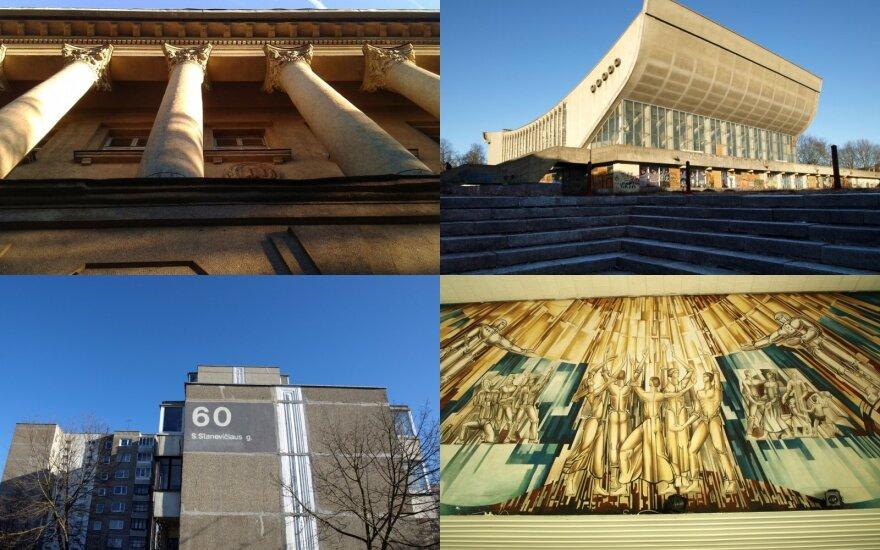 Vilniuje kaip Holivude