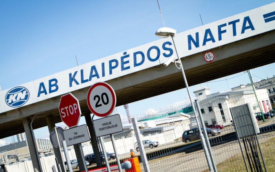 Orlen Lietuva подкорректировала результаты Klaipėdos nafta