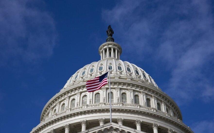 В Вашингтоне неизвестный покончил с собой у стен Капитолия
