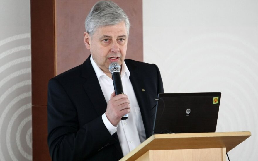 Кандидат в правление ВАЭС Юозайтис сомневается в перспективах новой станции