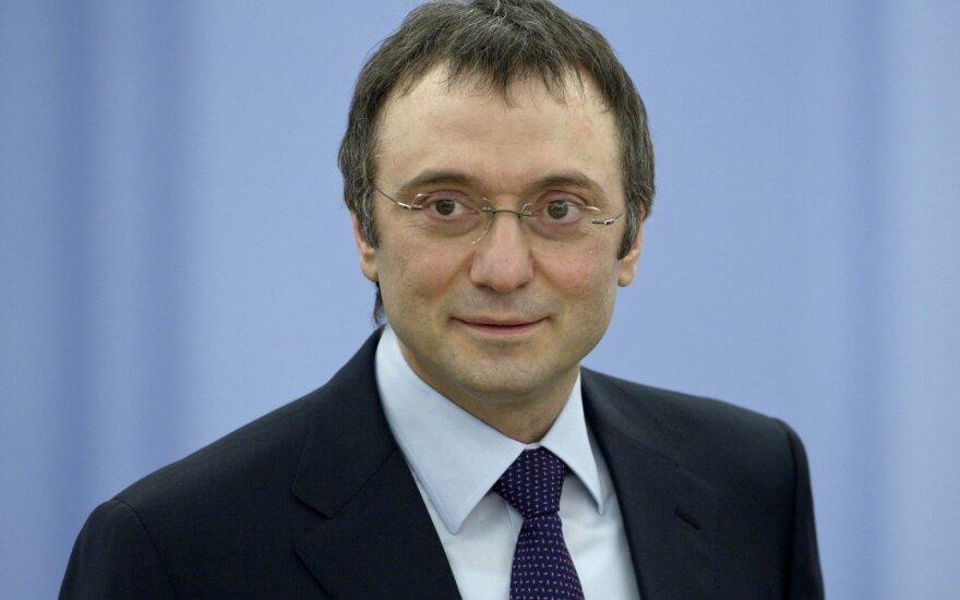 Прохоров, Греф и Кончаловский поручились перед Макроном за сенатора Керимова