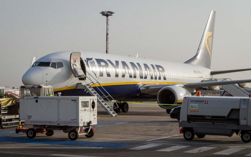 Бортпроводники Ryanair проведут забастовку 28 сентября