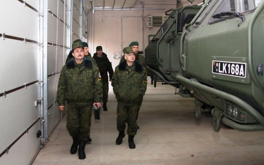 Литва и Беларусь обменяются визитами военных инспекторов