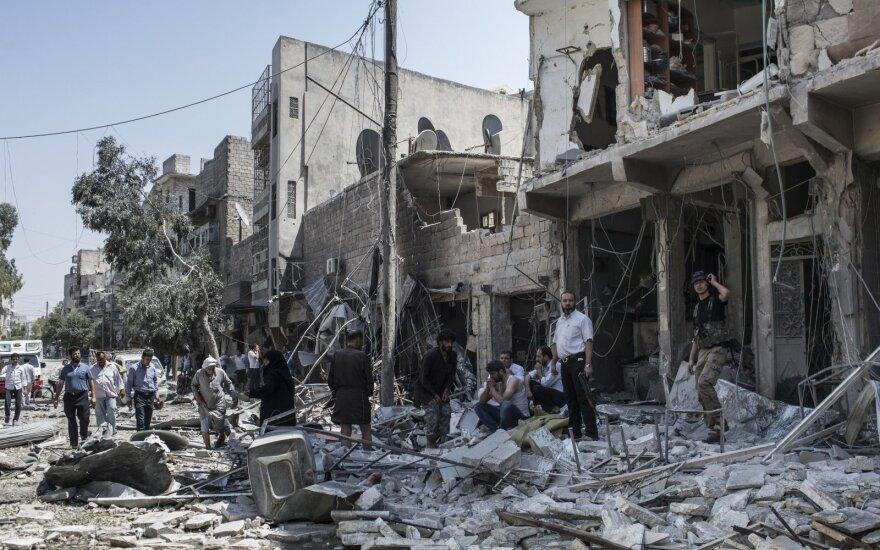"""Москва назвала условия возобновления """"гуманитарных пауз"""" в Алеппо"""