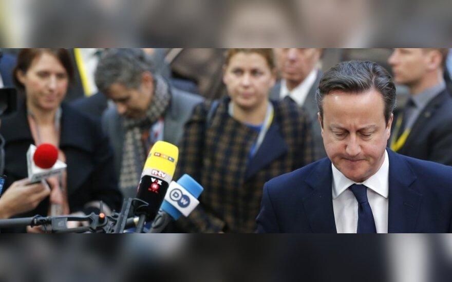 Panie premierze Cameron, czekamy na przeprosiny i podziękowanie!