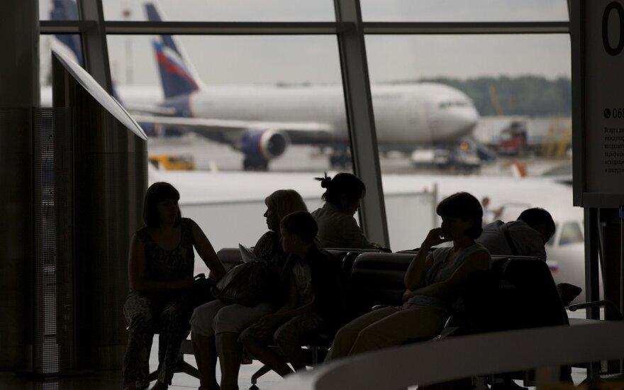 Maskvos Šeremetjevo oro uostas