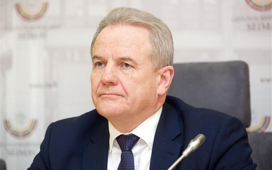 Литовский министр: Беларусь играет в игры в вопросе Островецкой АЭС