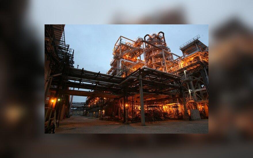 Литва построит трубопровод в Клайпеду