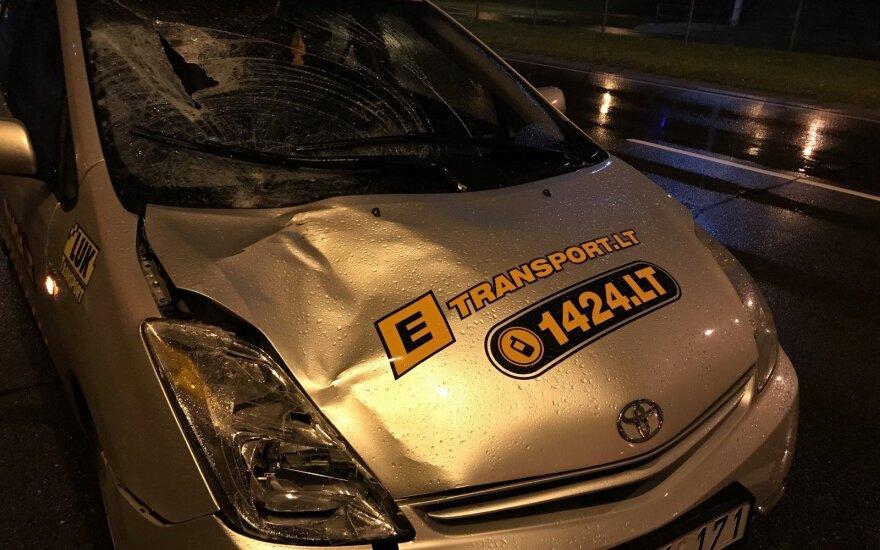 В столице ночью погибла пешеход