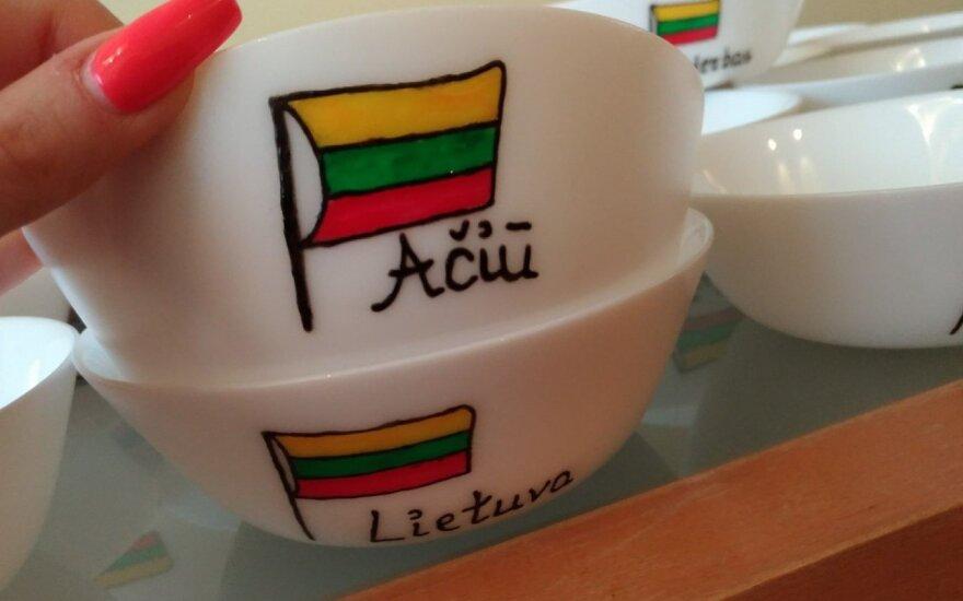 """Грузия рассматривает вариант называть Литву """"Летува"""""""