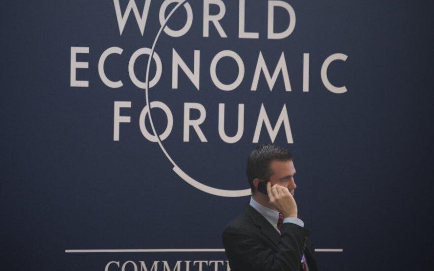 Форум в Давосе представит мрачное будущее для России