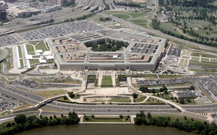 Пентагон перечислит 1 млрд долларов на строительство стены на границе с Мексикой