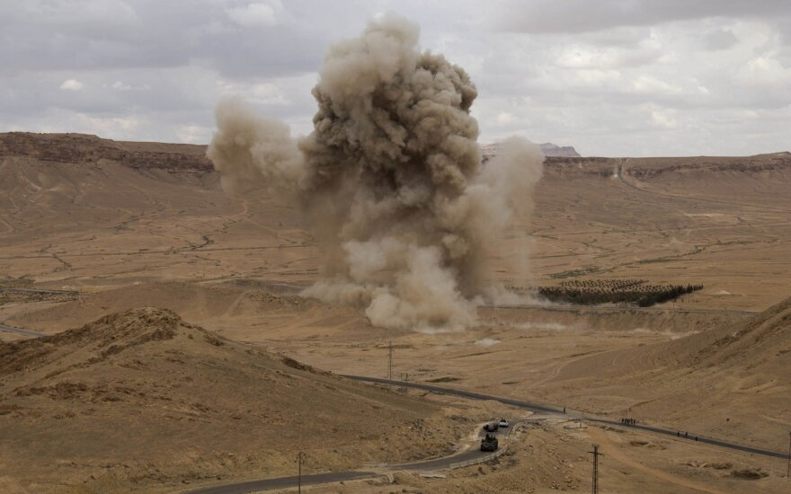 Сбитый в Сирии вертолет оказался российским