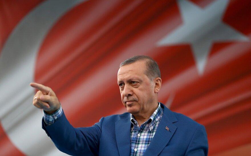 Эрдоган заявил о возможности присоединения Турции к ШОС вместо Евросоюза