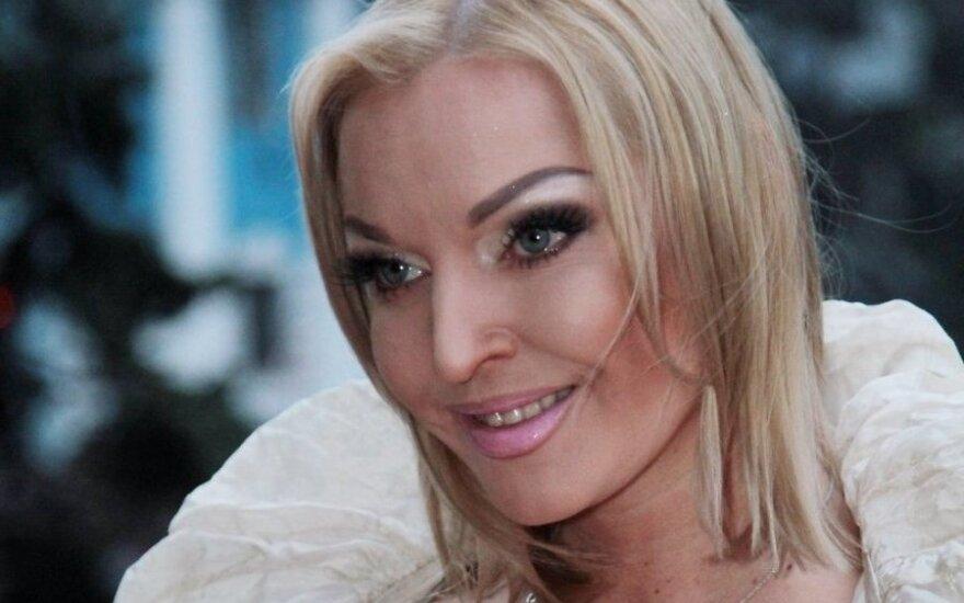 Волочкова рассказала секрет похудения