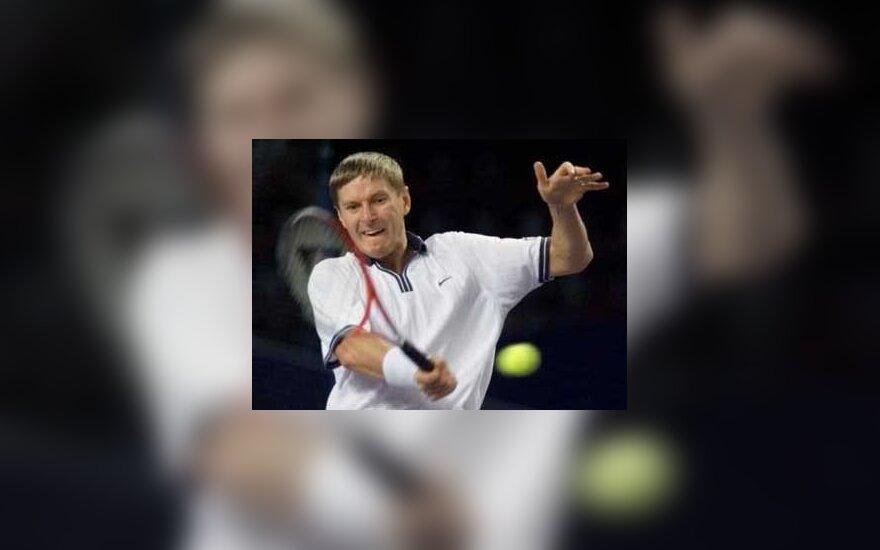 The Telegraph: Кафельников завершил карьеру из-за участия в договорных матчах