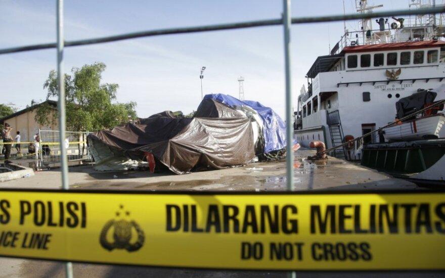 Индонезия решила сохранить в тайне отчет о крушении Boeing