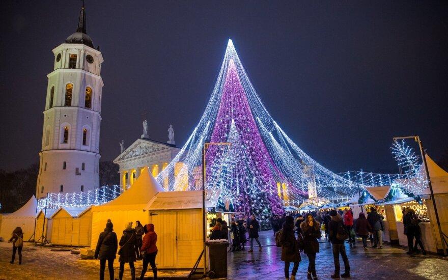 В столице Литвы ожидаются большие заторы