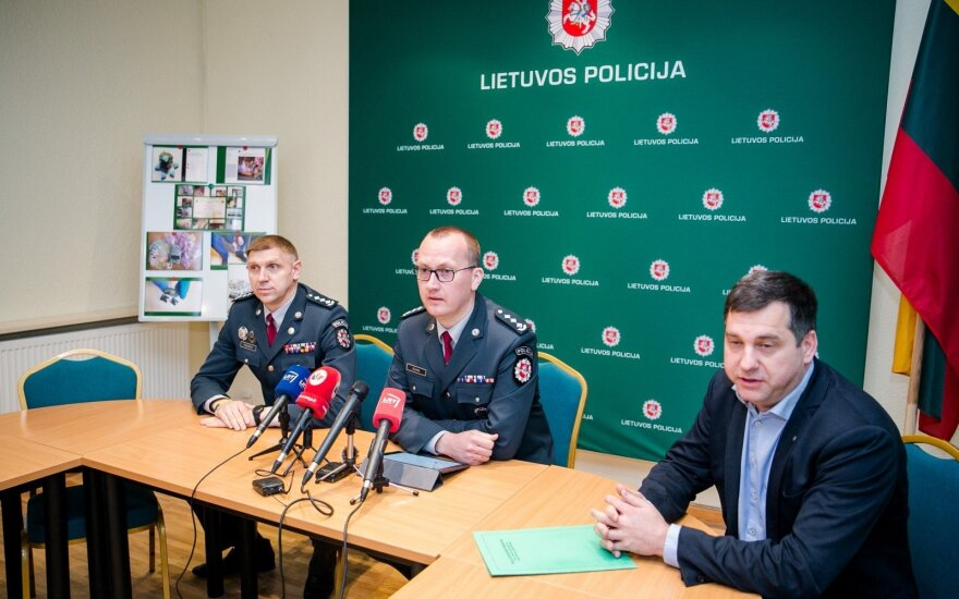 Полиция занялась распространителями наркотиков в фейсбуке, задержан 31 подозреваемый