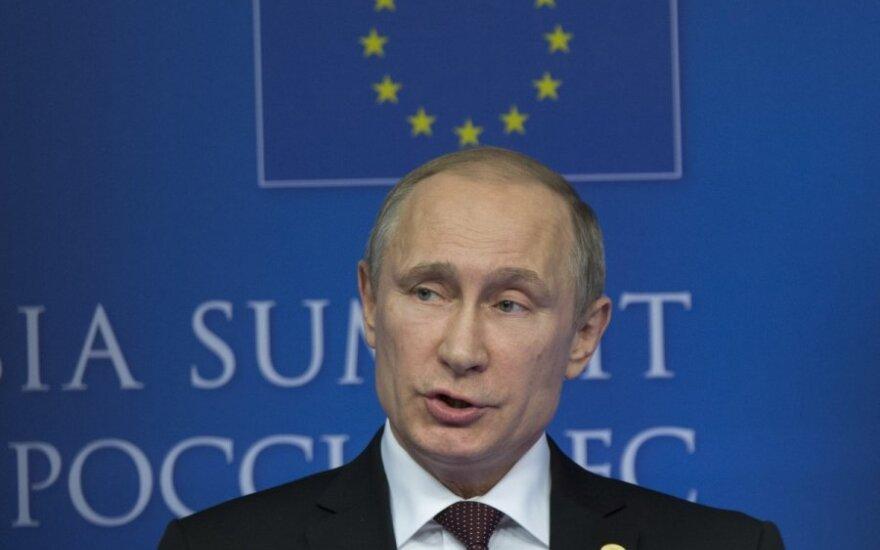 """Представитель ЕК в Литве: популисты, Россия и """"ИГ"""" пытаются разрушить Европу"""