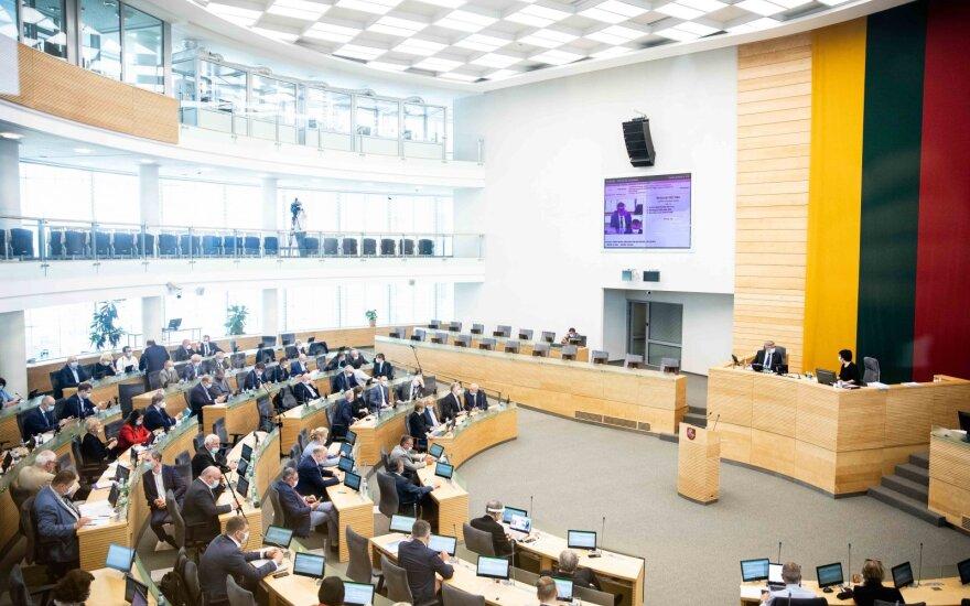 После соглашения саммита ЕС по фонду восстановления дискуссии переходят в Сейм