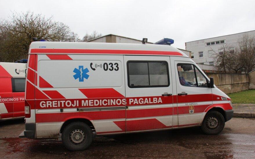 В Каунас из Германии прибыл 61 пассажир, их здоровье проверяют