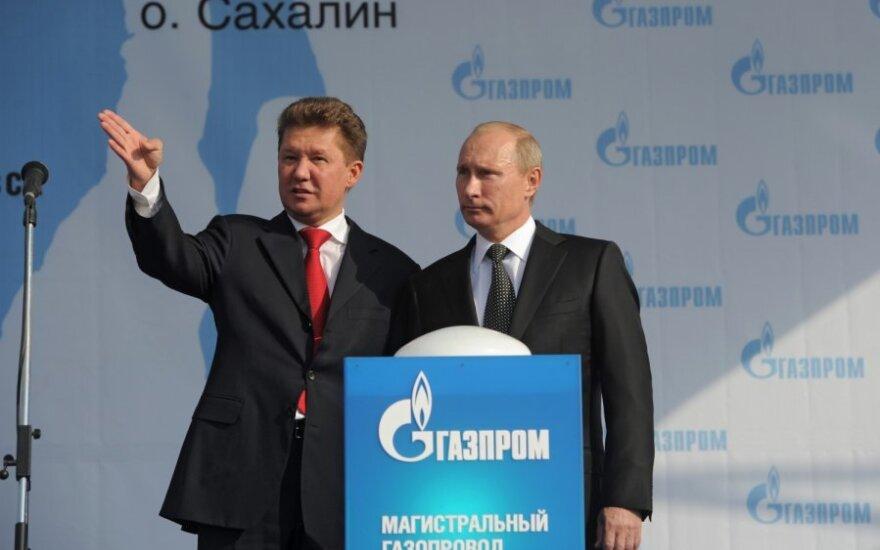 Путин поручил вернуться к проекту газопровода через Беларусь