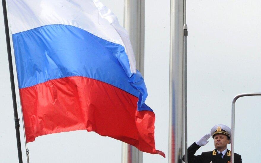 Военный корабль РФ из-за учений указал изменить курс гражданскому судну Литвы