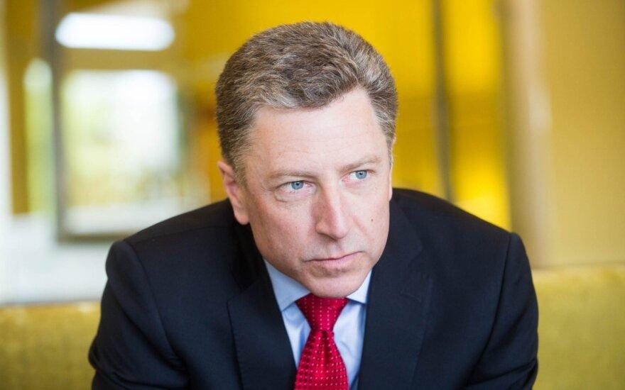 Волкер допустил возвращение Крыма Украине по сценарию с балтийскими странами